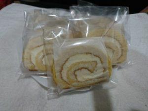 ロールケーキ 画像