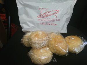クリームパン画像