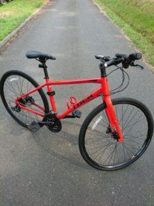 クロスバイク画像