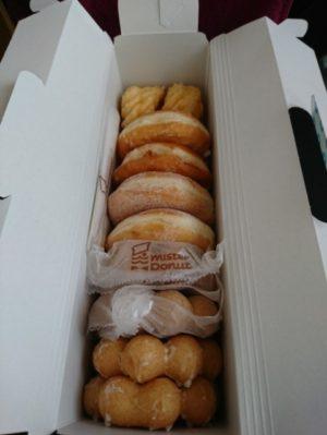 ミスタードーナッツ画像