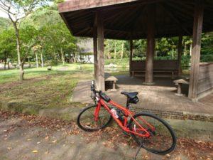 公園のベンチ画像
