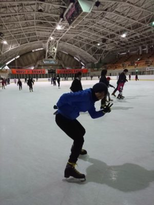 スケート画像
