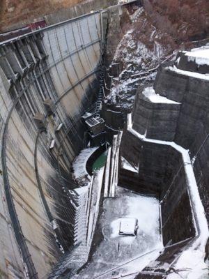川治ダム画像