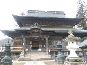 圓藏寺本殿画像