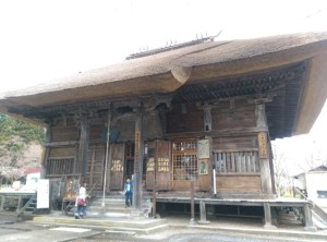 恵隆寺本殿画像