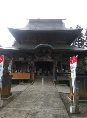 弘安寺本殿画像