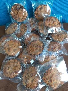 大豆粉手作りクッキー