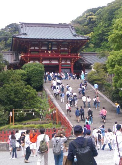 鶴岡八幡宮画像