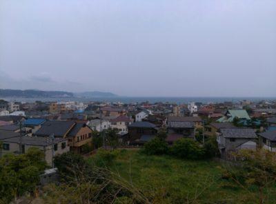長谷寺からの眺望画像