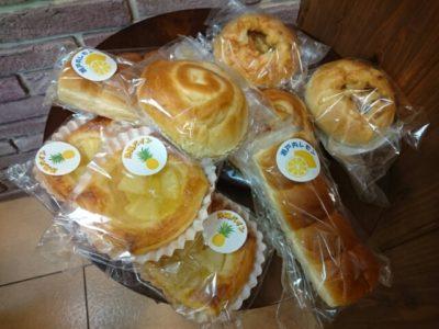 夏の新作パンの画像