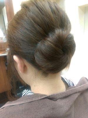 レディースヘアスタイル画像