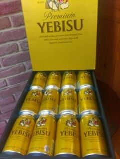 恵比寿ビール詰め合わせ画像