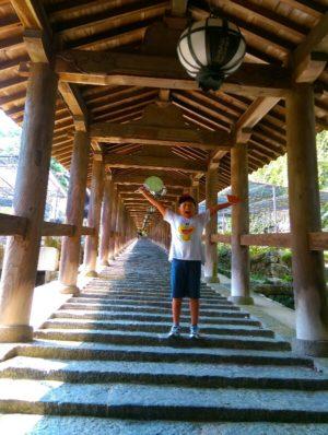長谷寺回廊画像