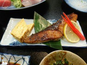 焼き魚画像