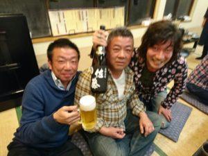 黒瀬さん、小森さん、健太郎さん写真