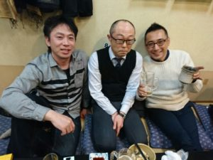 渡辺さん、福島さん、有坂さん写真