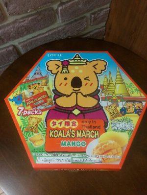 タイ限定コアラのマーチ画像