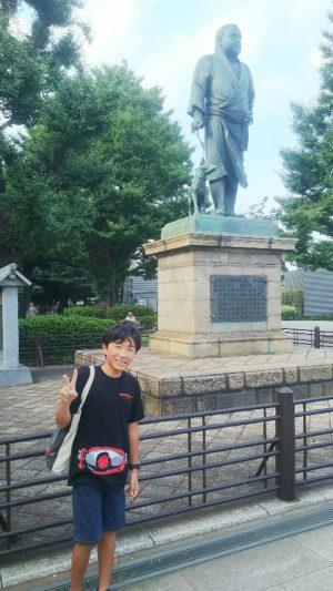 上野公園画像