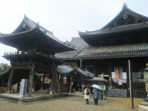 長谷寺本堂画像