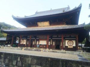 萬福寺法堂画像