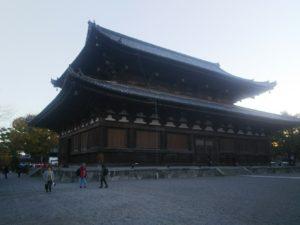 東寺金堂画像