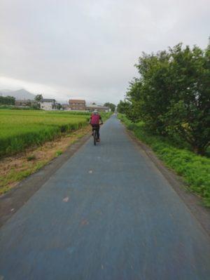 サイクリング画像