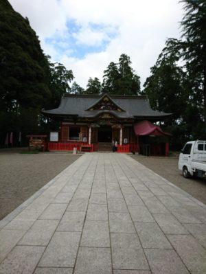 大前神社画像
