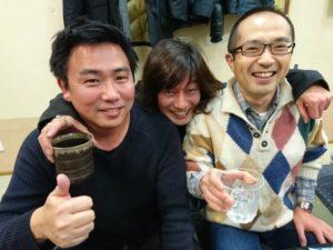 鈴木さん、健太郎さん、堀口さん画像