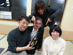 坂本さん、斎藤さん、健太郎さん、阿久津さん画像