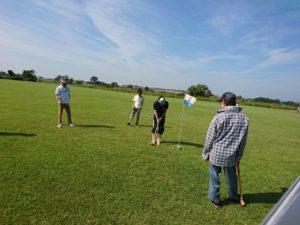 グランドゴルフ画像