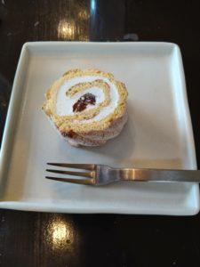 ロールケーキ画像
