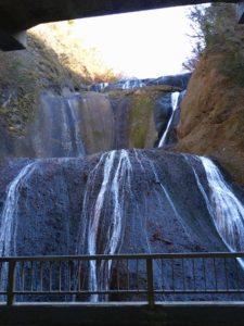 袋田の滝画像