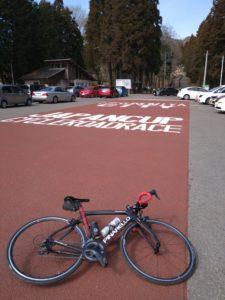 古賀志山駐車場画像