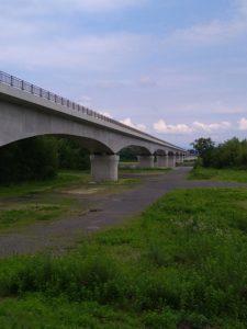 LRTの橋画像