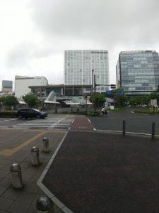 仙台駅東口画像