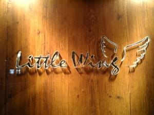 リトルウイングサインの画像